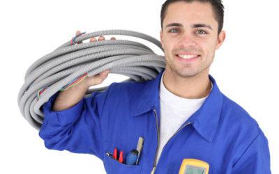 Elettricista per cantiere e stradale